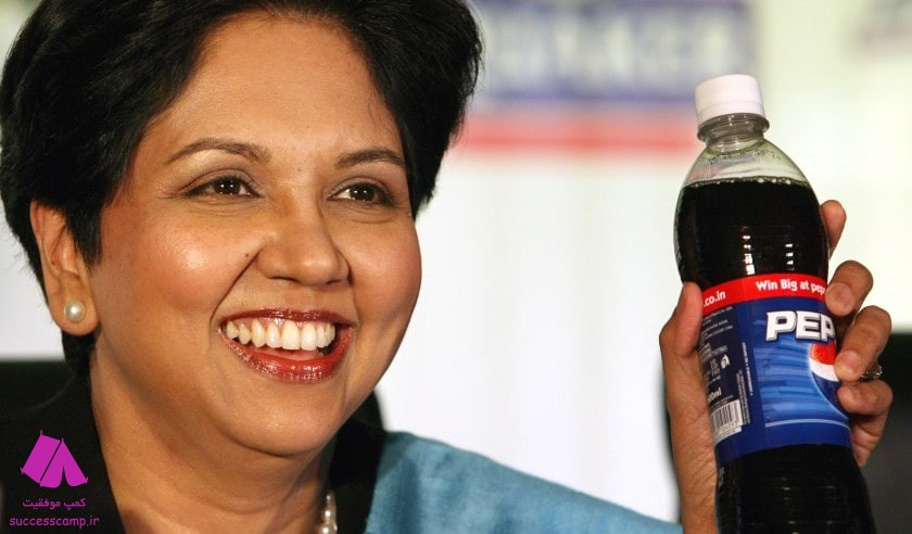 ایندرا نویی رئیس هیئت مدیره هندی تبار شرکت معروف و آشنای پپسی