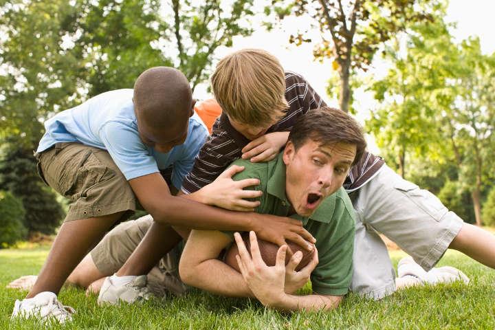 بازی با بچهها-تعارفاتی که مردها از شنیدن آنها بیزارند